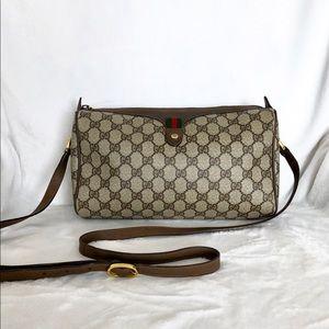 Rare Vintage Gucci Bag (1980's)